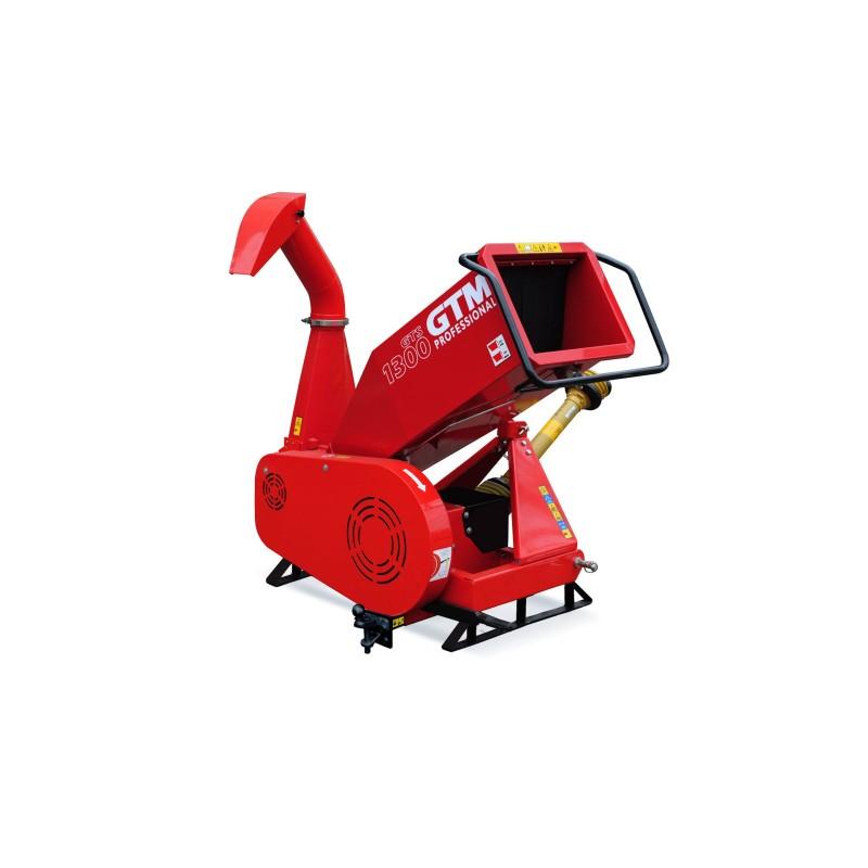 Häcksler GTS 1300 PTO